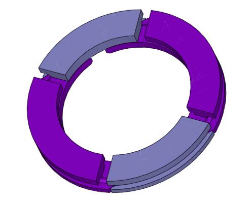 geometric model of a sealing